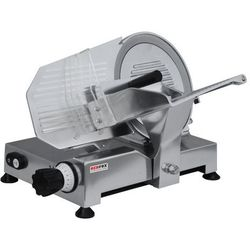 Krajalnica - nóż gładki, 0,16 kW, 420x530x340 mm | REDFOX, GS-250N
