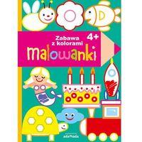 Kolorowanki, Malowanki Zabawa z kolorami 4+