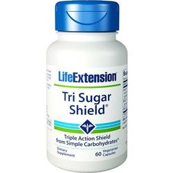 Tri Sugar Shield®, 60 kaps.