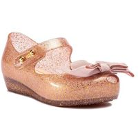 Półbuty i trzewiki dziecięce, Półbuty MELISSA - Mini Melissa Ultra Sweet Bb 31652 Glitter Pink/Pink 52854