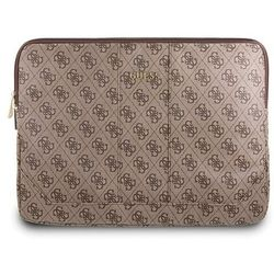 "Guess Sleeve GUCS134GB 13"" brązowy /brown 4G UPTOWN"