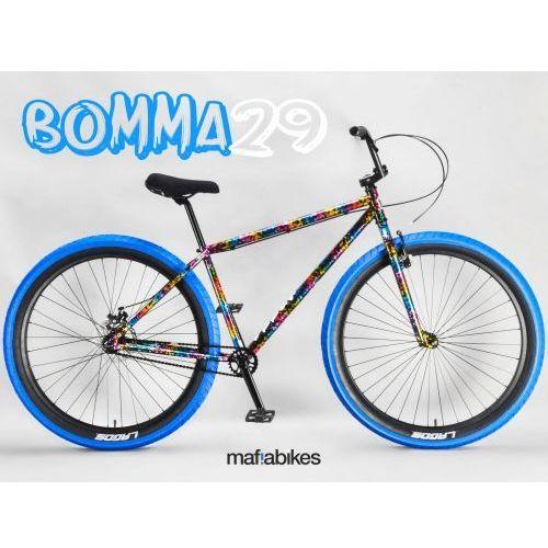 """Pozostałe rowery, Rower Mafiabikes Bomma 29"""" Wheelie bike Fractal 2019"""