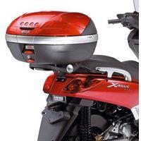 Stelaże motocyklowe, GIVI GISR355 STELAŻ KUFRA CENTRALNEGO Z PŁYTA MONOKEY YAMAHA X-MAX 125-250 (05 > 09)
