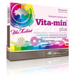 Olimp Vita-Min Plus Nowa Formuła dla kobie