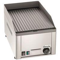 Grille gastronomiczne, Płyta grillowa elektryczna ryflowana GDP 320E-R