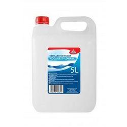 METROX Woda destylowana 5L