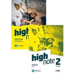 High Note 2 SB A2+/B1 + Online Resources PEARSON (opr. broszurowa)