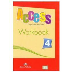 Access 4 Workbook + Access magazine vol 4 (opr. miękka)