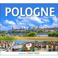 Albumy, Album polska w.francuska (kwadrat) - bogna parma (opr. twarda)