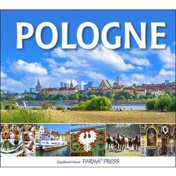 Album polska w.francuska (kwadrat) - bogna parma (opr. twarda)