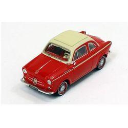 IXO NSU-FIAT Weinsberg 5 00 1960 (red). Darmowy odbiór w niemal 100 księgarniach!