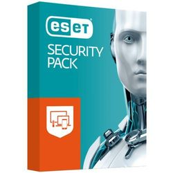 ESET Security Pack Serial 3+3U - Przedłużenie 36M