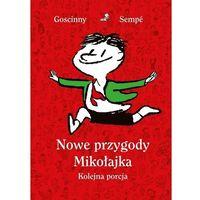 Książki dla dzieci, Nowe przygody mikołajka. kolejna porcja wyd. 2021 (opr. twarda)