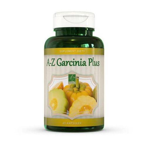 Tabletki na odchudzanie, A-Z Garcinia Cambogia Plus 500mg 60 kaps.