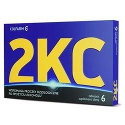 2KC x 6 tabletek