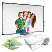 Tablice interaktywne, AVTek Zestaw PRO 100 (Avtek TT-BOARD 100 Pro, Vivitek DW882ST, WallMount Next 1200)
