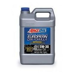 AMSOIL European Car Formula 5W30 LOW-SAPS 3,784 l
