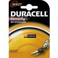 Baterie, 1 x bateria do pilota samochodowego Duracell 27A MN27