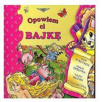 Książki dla dzieci, Opowiem ci bajkę Książeczka walizeczka - Katarzyna Najman (opr. twarda)