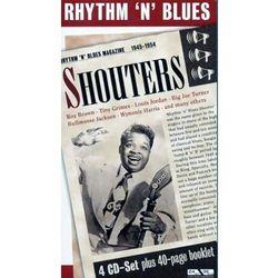 RHYTHM 'N' BLUES - Shouters (4CD)