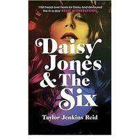 Książki do nauki języka, Daisy Jones & The Six (opr. miękka)