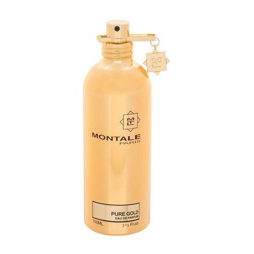 Testery zapachów dla kobiet, Montale Paris Pure Gold woda perfumowana 100 ml tester dla kobiet