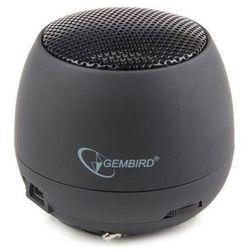 Głośnik przenośny GEMBRID SPK-103 Czarny