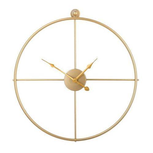 Zegary, Zegar ścienny złoty ZUCHWIL