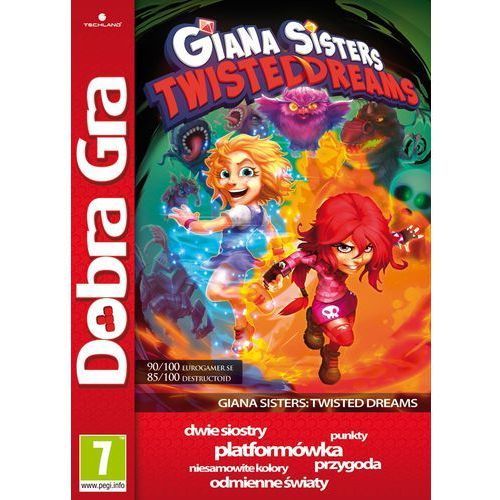 Gry PC, Giana Sisters Twisted Dreams (PC)