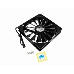 AAB Cooling Black Silent Fan 14