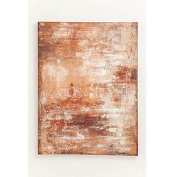 KARE Design:: Obraz Touched Abstract czerwony 90 x 120 cm