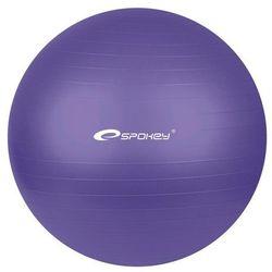Piłka gimnastyczna SPOKEY Fitball Zielona 55cm