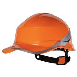 Kask ochronny DIAMOND V pomarańczowy DELTA PLUS