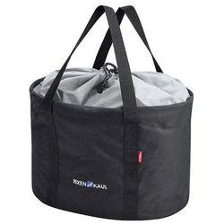 KlickFix Shopper Pro Torba na bagażnik, black 2019 Torby na kierownicę Przy złożeniu zamówienia do godziny 16 ( od Pon. do Pt., wszystkie metody płatności z wyjątkiem przelewu bankowego), wysyłka odbędzie się tego samego dnia.