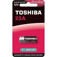 Baterie, Bateria 23A 1 sztuka Toshiba Alkaliczna