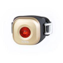 Lampka tylna Knog Blinder Mini Dot złota USB