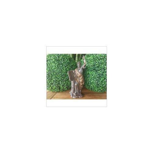 Rzeźby i figurki, RZEŹBA - MOJŻESZ Z DEKALOGIEM VERONESE (WU73832A4)