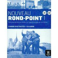 Leksykony techniczne, Rond Point Nouveau 1 ćw +CD LEKTORKLETT (opr. broszurowa)