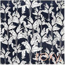 ręcznik ROXY - Flower And Ocean Mood Indigo Flying Flowers S (BSP6)