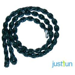 Zestaw łańcuchów powlekanych 6 mm 1,8 m