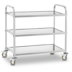 Wózek kelnerski - 3 półki - 500 kg