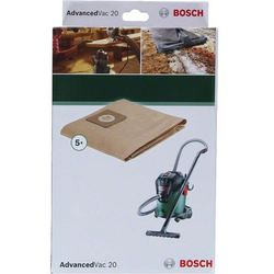 Worki do AdvancedVac 20 5szt. Bosch