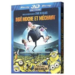 Animation - Moi, Moche Et Mechant-3D-
