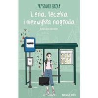 Literatura młodzieżowa, Przystanek szkoła. lena, teczka i niezwykła nagroda - karolina kwaśnik (opr. broszurowa)