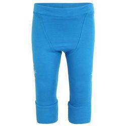 Mainio ZGREEN BABY FACE TO FACE BABIES` SWEATPANTS Spodnie treningowe blue