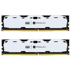 Pamięć DDR4 GOODRAM IRIDIUM 8GB (2x4GB) 2400MHz CL15-15-15 IRDM 512x8 White