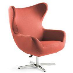 Fotel COSY, rdzawy czerwony