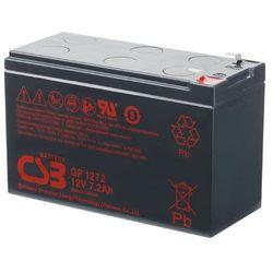 Akumulator AGM CSB GP 1272 F2 (12V 7,2Ah) (VdS)