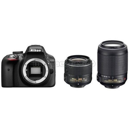 Lustrzanki, Nikon D3300