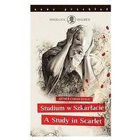 Książki dla dzieci, Sherlock Holmes. Studium w szkarłacie / A Study in Scarlet (opr. broszurowa)